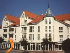 Haus eintracht ferienwohnungen in sellin auf r gen for Haus baltic sellin