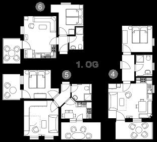 Die ferienwohnungen im haus eintracht for Haus eintracht sellin